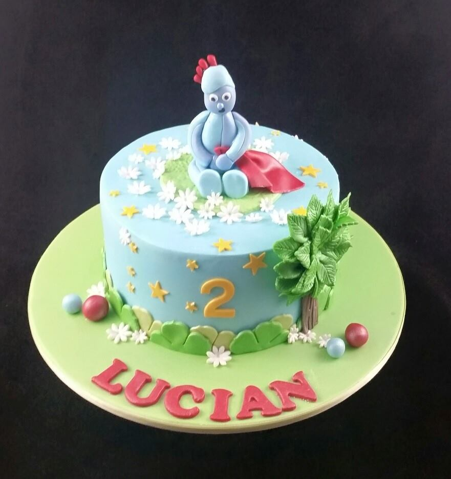 Night garden birthday cakes fabulous cakes for In the night garden cakes designs