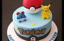Pokemon Cakes