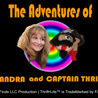 The Adventures of Sandra and Captain Thrifty