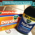 Vicks DayQuil & NyQuil give me relief when I'm not feeling well