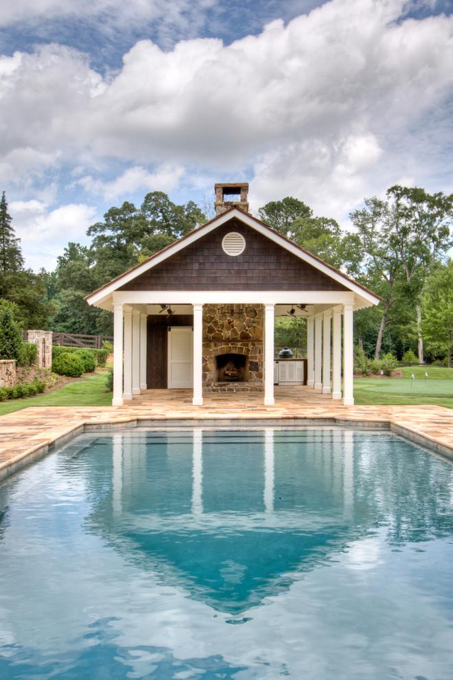 Pool House Bathroom Ideas