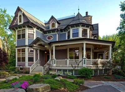 Victorian House Exterior Colour Schemes and styles