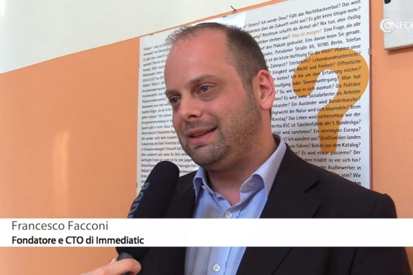 Francesco Facconi a Cittadinanza Digitale