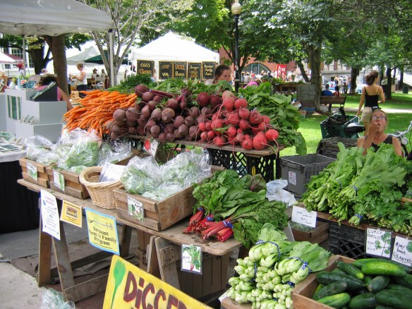 Burlington Farmers Market