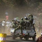 Malawi police pursue anti-government protesters in Lilongwe