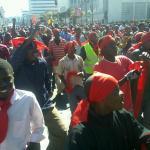 Ian Chakhaza   ianchakhaza The Red Army gathering in Blantyre #July20
