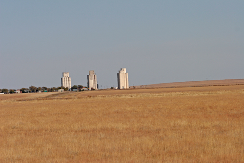 Southern Colorado Plains & Silos - © Bob Kisken