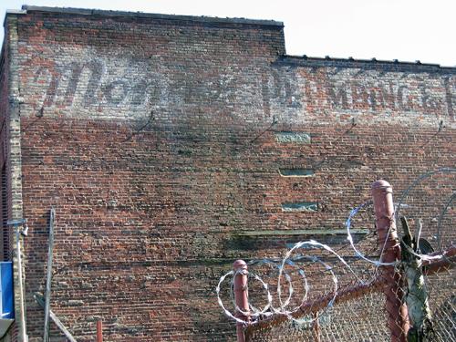 Monroe Plumbing & Heating - Bed-Stuy, Brooklyn - June 2005