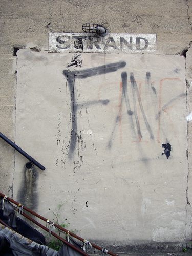 Strand Theatre - Berwick, PA - © Frank H. Jump