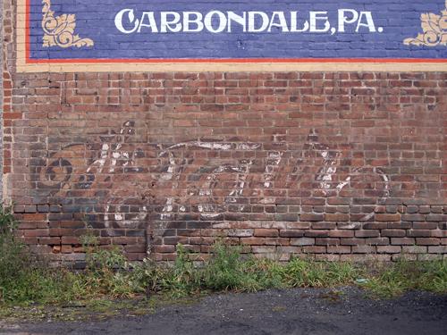 Linoleums - Carbondale, PA - © Frank H. Jump