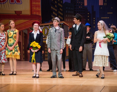 Guys & Dolls, Jr. 2016
