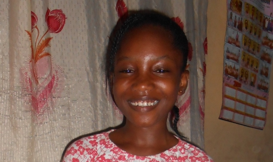 Sponsor 11 year old Chioma