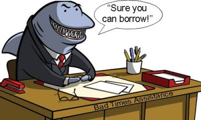 Loan Shark: get the facts on private lending
