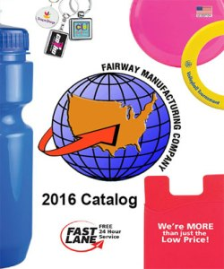 Fairway Manufacturing Co. Keystone Plastic Gifts Catalog