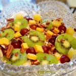Cheddar Fruit Salad