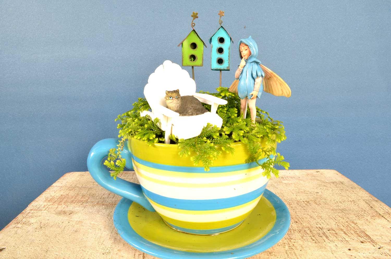 Fullsize Of Miniature Fairy Garden