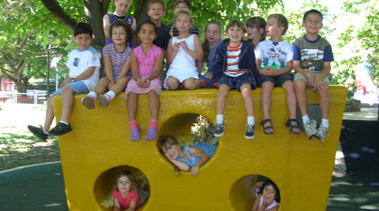 Field Trips at Fairytale Town