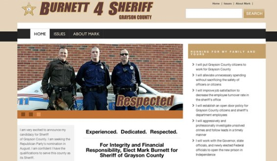 burnett4sheriff.com