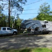 Big Rig Campgrounds near Concord, New Hampshire