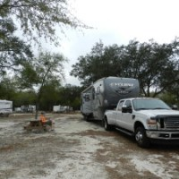 RV Camping in Holt, Florida