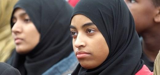 female Muslims radicalized