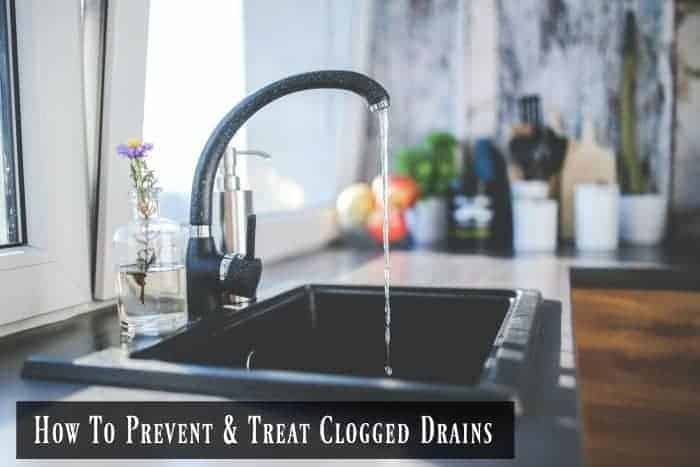 How To Prevent & Treat Clogged Drains