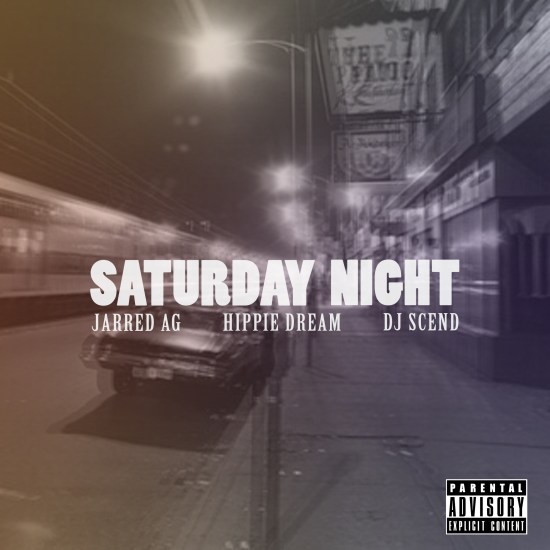 SATURDAY NIGHT cover art