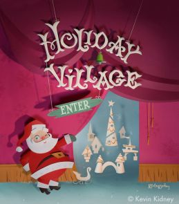 Holiday Village by Kevin Kidney