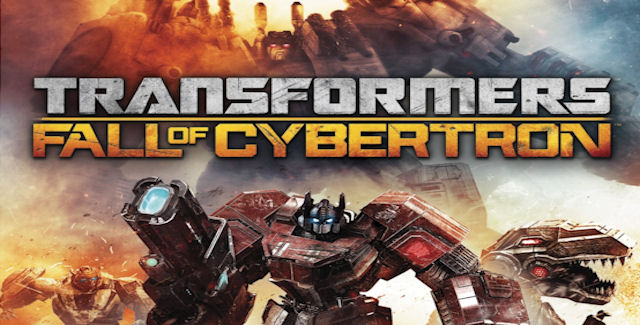 Not a Review: Transformers: Fall of Cybertron