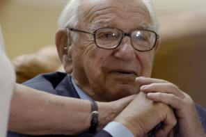 Nicholas Winton: In your face, Nazis!
