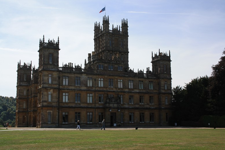 Highclere Castle: Zu Besuch in Downton Abbey