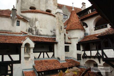 """Die """"Dracula-Burg"""" in Bran ist durchaus sehenswert - hat allerdings mit Vampiren nichts zu tun."""