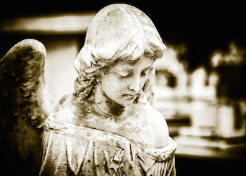 Angels and Stones When Caregiving – Who is Really Helping You?