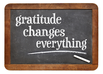 Let Gratitude Be Your Greatest Gift