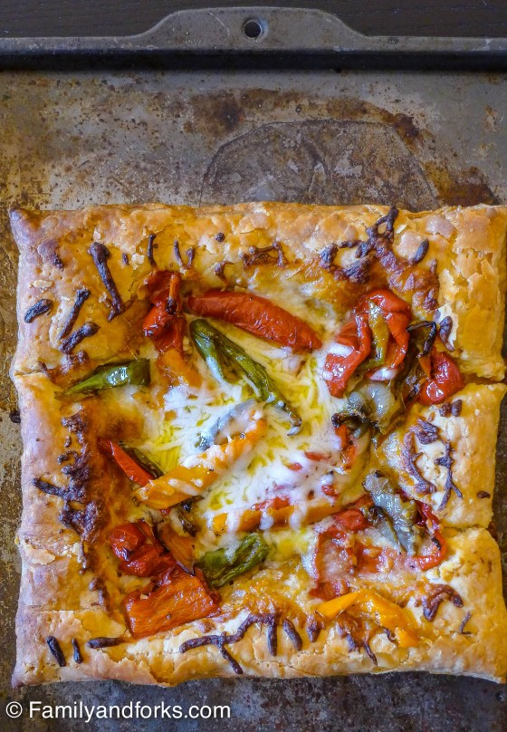 Quick Vegetable Tart
