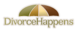 Collab Divorce Happens logo