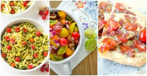 Medium Of Cherry Tomatoes Recipes