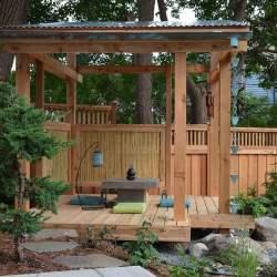 Small Of Hardscape Backyard Ideas