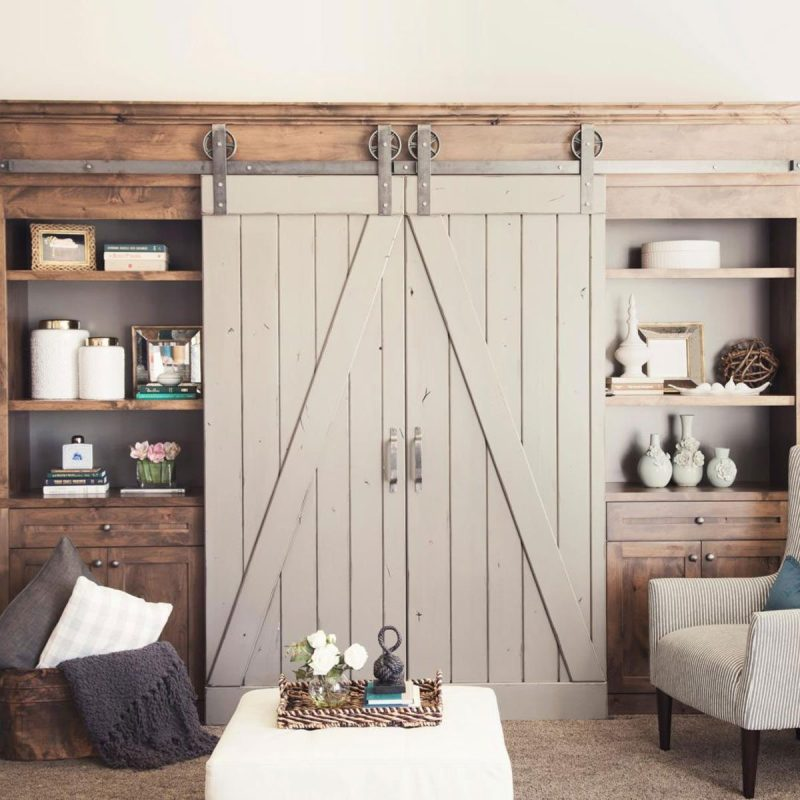 Large Of Double Barn Doors