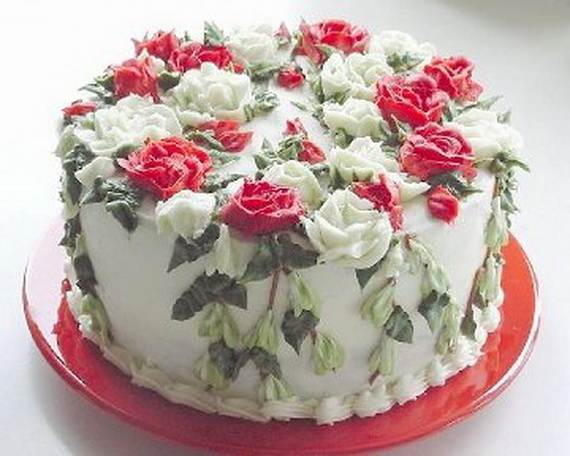 Valentines Day Cake Decorating Ideas   family holiday net guide to     Valentine Cake    10