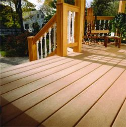 Plans for building a deck