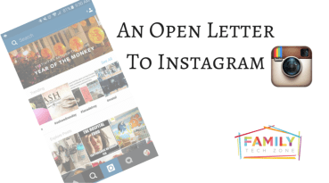 An Open Letter to Instagram