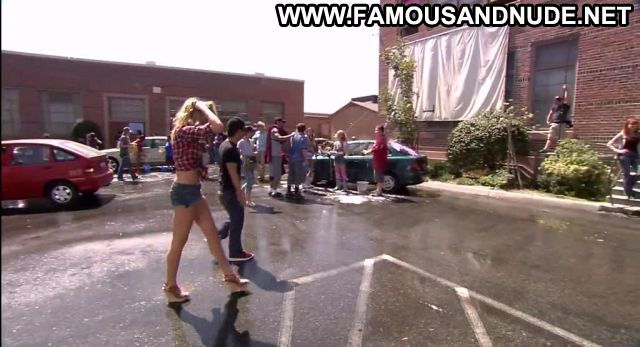 Cameron Diaz Bad Teacher Car Wash Nude Scene Gorgeous Blonde