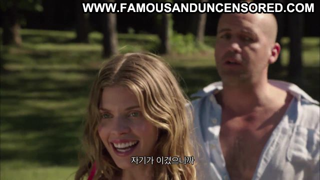 Annalynne Mccord Nude Sexy Scene Scorned Lake Showing Ass
