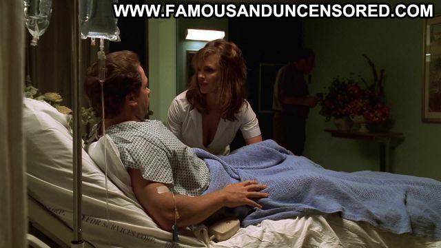 Bernadette Penotti Nude Sexy Scene The Sopranos Nurse Blonde