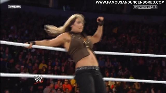 Natalya Neidhart Cleavage Beautiful Posing Hot Babe Hd