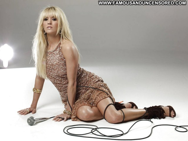 Carrie Underwood Pictures Blonde Celebrity