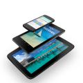 Gamme Nexus4, Nexus7, Nexus10