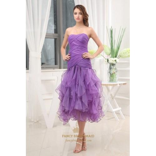 Medium Crop Of Tea Length Formal Dresses