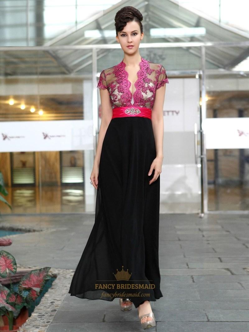 Large Of Black Evening Dresses